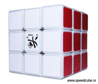 Dayan V (Zhanchi) Kocka 3X3X3 Bela