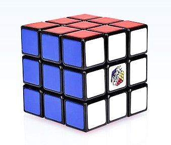 Nova Rubikova kocka 3x3x3 - Stickerless