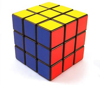 Rubikova Kocka Blue Box