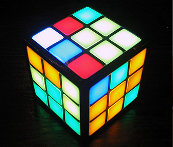 Rubik's Touch Cube