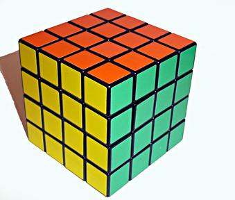 Rubikova Kocka 4x4x4