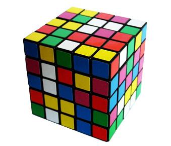 Rubikova Kocka 5x5x5