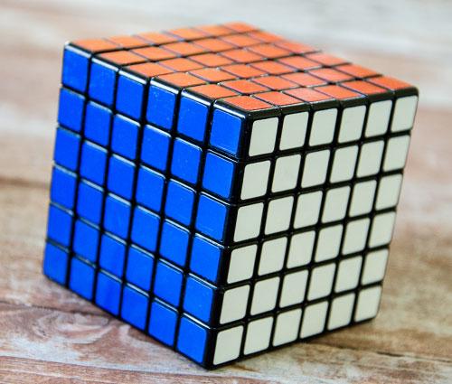 Shengshou 6x6 Kocka