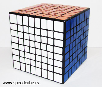 ShengShou 8x8 kocka