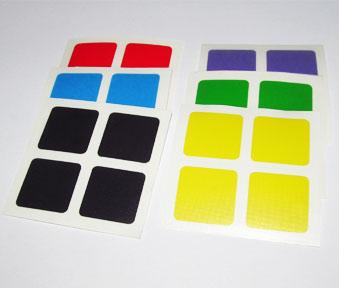 Speedcube Stickers za kocku 2x2
