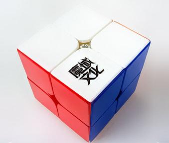 MoYu LingPo 2x2 Stickerless kocka