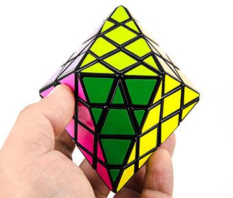 Dian Sheng 4x4 Hexagonal Dipyramid