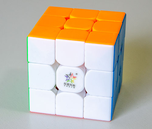 Yuxin Black Kirin 3x3 kocka