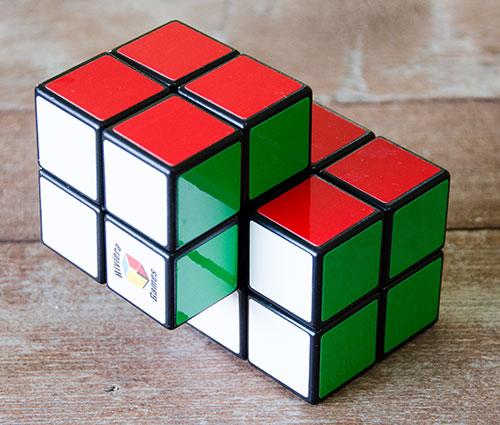 Double Cube 2x2x2