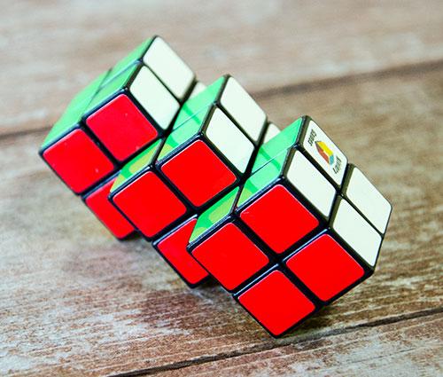 Mini Triple 2x2x2 Kocka