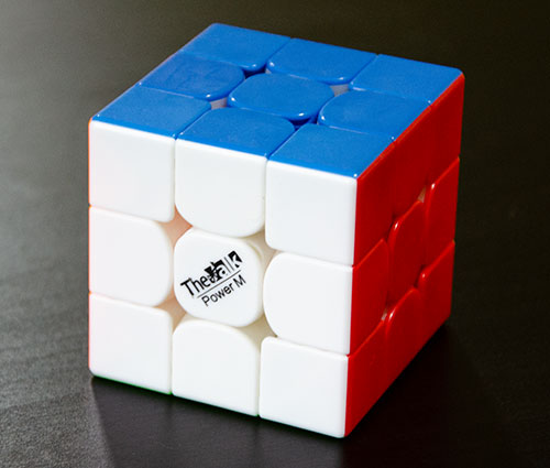 The Valk 3 Power M Stickerless