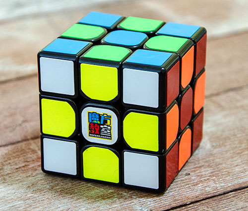 MF3RS2 Crna 3x3 kocka