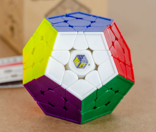 YX Little Magic Megaminx V2