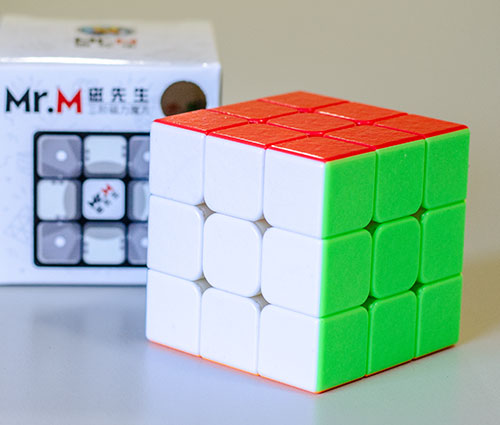 ShengShou M 3x3 stickerless