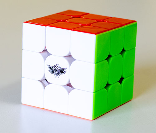 CB Feijue 3x3 M Kocka Stickerless