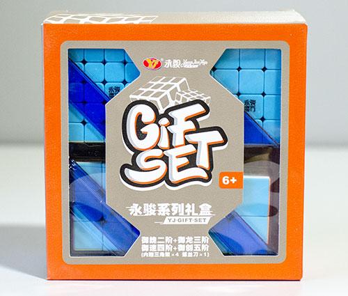 YJ Gift box 2-3-4-5 kocke