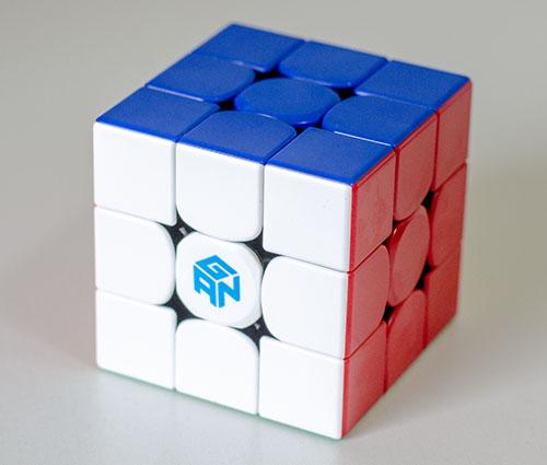 Gan356 R 3x3 Stickerless kocka