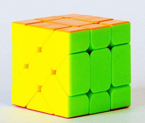 Moyu MFJS cubing classroom Fisher Cube