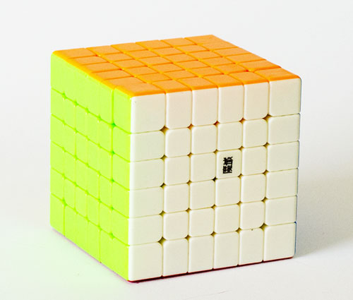 MoYu Aoshi GTS 6x6 Stickerless Kocka