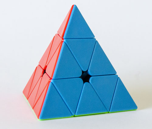 MoYu Meilong Pyraminx 3x3 Stickerless