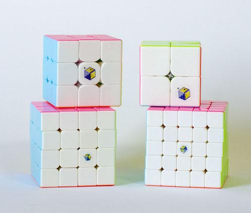 Yuxin Gift Box 2-3-4-5 Stickerless