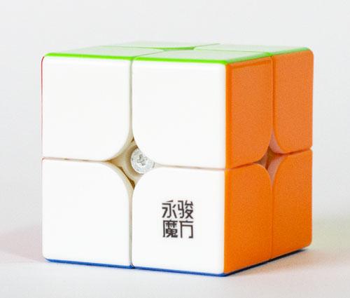 YJ YuPo V2 M 2x2 Stickerless