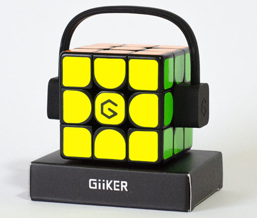 Giiker i3S Update