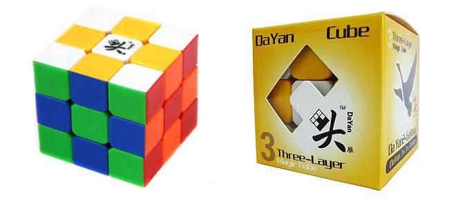 dayan guhong v2 kocka stickerless