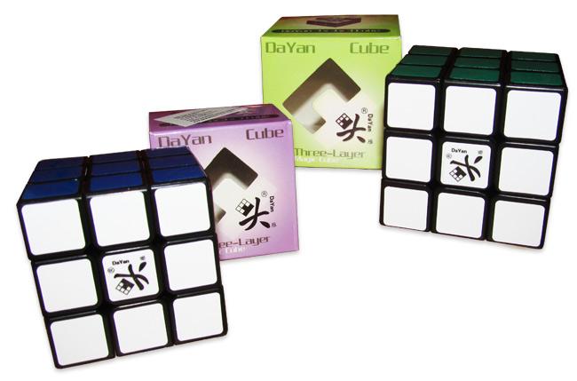 dayan zhanchi i GuHong kocke - paket