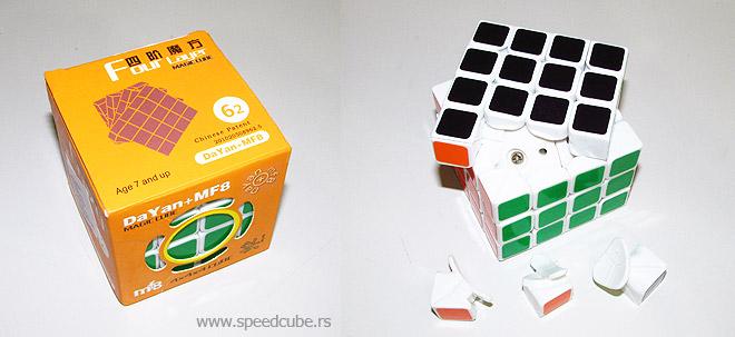 dayan mf8 4x4 kocka