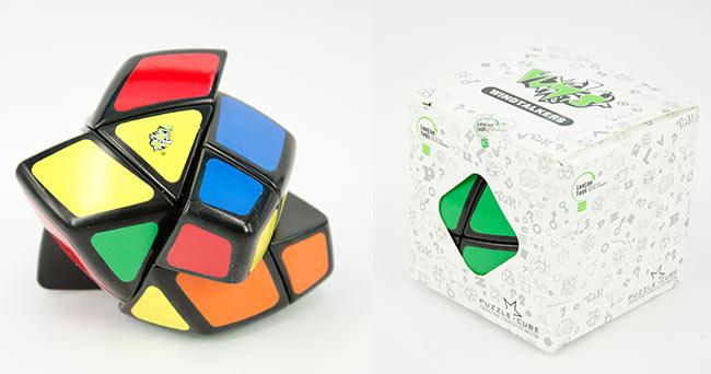 LanLan Skewb Curvy Rhombohedron slagalica
