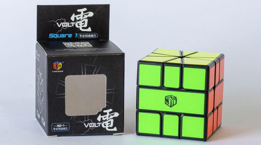qiyi xmd volt sq-1 crna kocka za slaganje