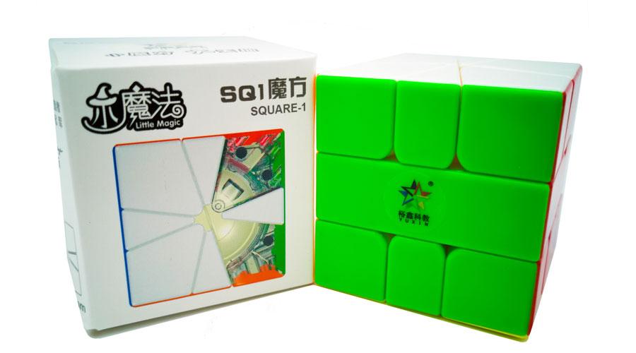 YX Little Magic SQ-1 Stickerless
