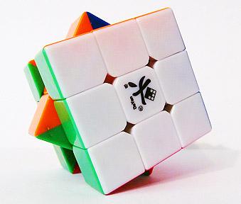 Dayan V (Zhanchi) Kocka 3X3X3 Stickerless