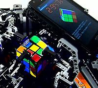 Lego Speedcuber