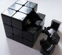 Kako sastaviti i podmazati kocku?