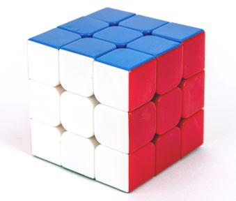 QiYi MoFangGe Heimanba 3x3 kocka