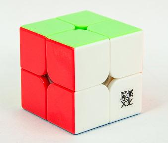 MoYu Weipo 2x2 Stickerless Kocka