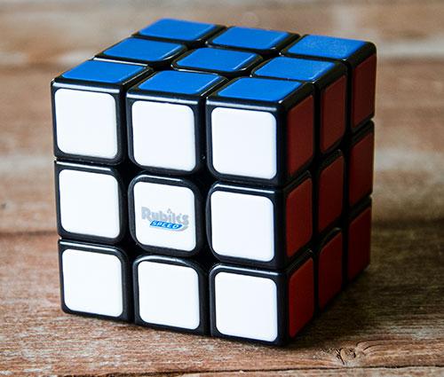 Rubik Speed Kocka 3x3 Stickerless