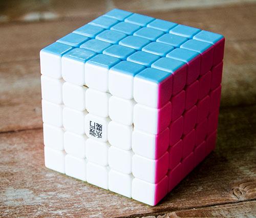 YJ Yuchuang 5x5 Stickerless kocka