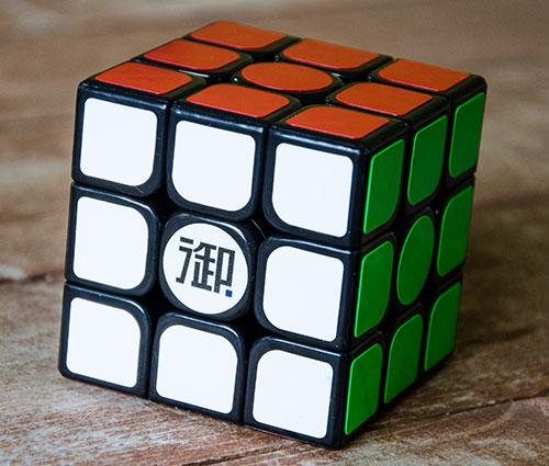 KungFu QingHong 3x3  Crna kocka