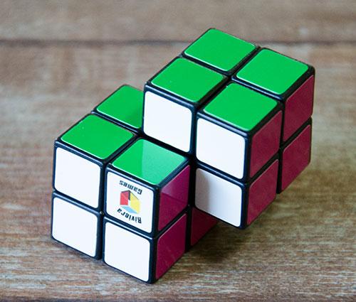 Mini Double Cube 2x2x2