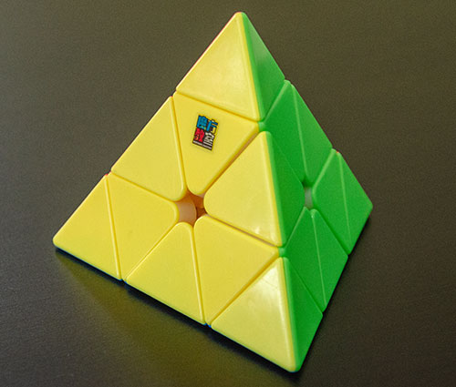 MF Pyraminx Stickerless
