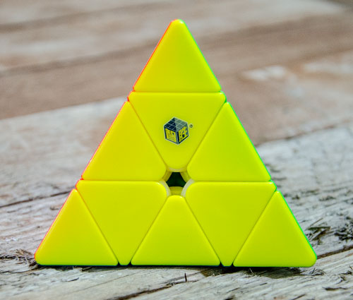YuXin Little Magic Pyraminx