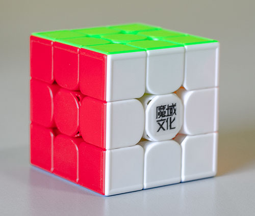 MoYu Weilong GTS 3M Stickerless Kocka