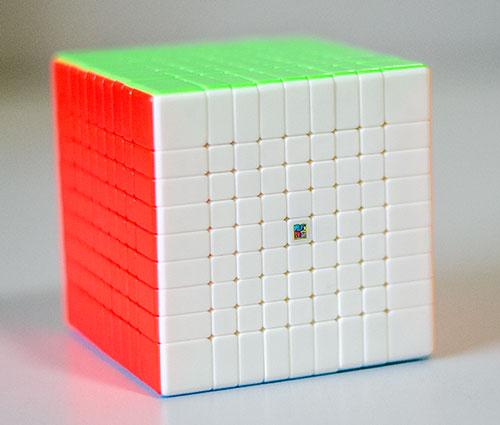 MF9 9x9 Stickerless Kocka