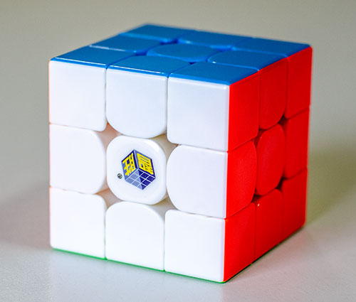Yuxin Huanlong 3x3 Kocka Stickerless