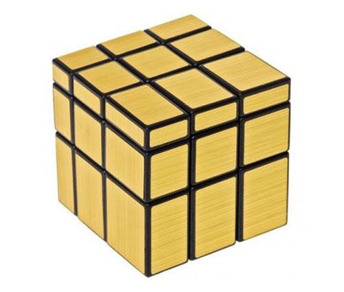 ShengShou Mirror Cube - Zlatna