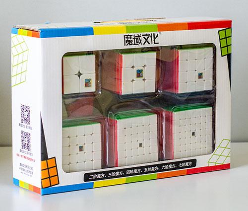 MF Gift Box 2-3-4-5-6-7