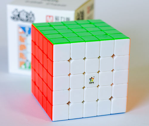 YuXin Little magic 5x5 M Stickerless